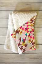 Deny Designs Holli Zollinger Geo Nomad Fleece Throw Blanket - 60 x 50