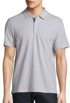 Michael Kors Birdseye Cotton Blend Polo