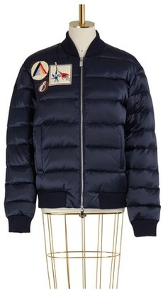 Lu Mei Holloway duchess short down jacket