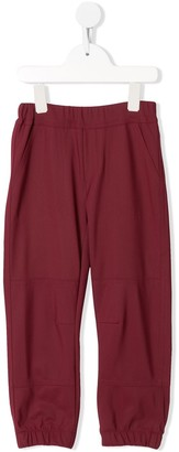 Il Gufo Elasticated Waistband Trousers
