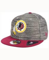 New Era Washington Redskins Blurred Trick 9FIFTY Snapback Cap