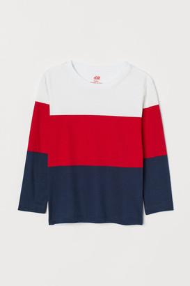 H&M Jersey Shirt - Red