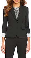Gianni Bini Annie Single-Button Jacket