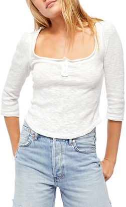 Free People Jaimie Henley Top