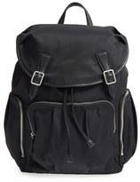 M Z Wallace 'Cece' Bedford Nylon Backpack - Black