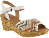 Spring Step Women's Allenisa Wedge Sandal