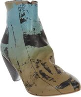 Marsèll Abstract Print Ankle Boot