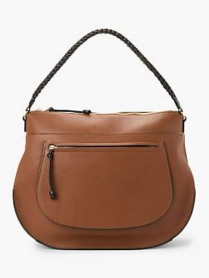 AND/OR Torreon Leather Slouch Hobo Bag