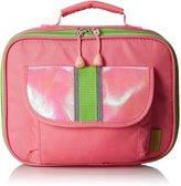 Bixbee Girl's Fairy Flyer Lunchbox, Pink