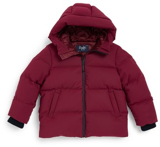 Il Gufo Hooded Puffer Jacket (3-12 Years)