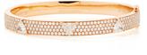 Anita Ko Pave Oval Bracelet with 3 Trillion Diamonds