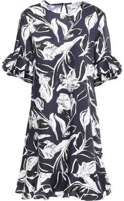 Sachin + Babi Floral-print Satin-twill Mini Dress