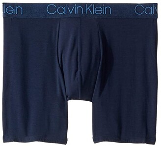 Calvin Klein Underwear Ultra Soft Modal Boxer Brief (Black) Men's Underwear