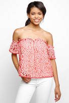 Heartloom Ilaria Off-the-Shoulder Lace Top