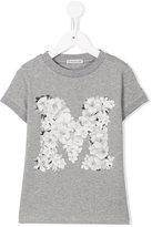 Moncler floral print T-shirt - kids - Cotton - 5 yrs