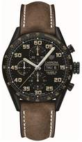 Tag Heuer Carrera Automatic Chronograph Watch 43mm
