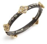 Armenta Women's Old World Crivelli Diamond Stack Ring