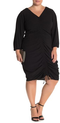 City Chic Midnight Dress (Plus Size)