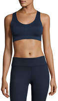 Tory Sport Seamless Racerback Medium-Impact Sports Bra
