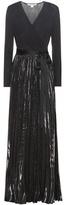 Diane von Furstenberg Heavyn Wrap Dress