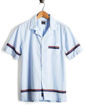 b7b3984067a Todd Snyder Blue Men's Shirts - ShopStyle