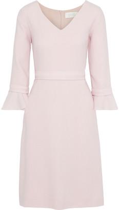Goat Chiara Wool-crepe Dress