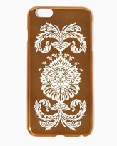 Charming charlie Gold Brocade iPhone 6 Case