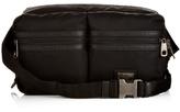 Dolce & Gabbana Vulcano Leather-trim Nylon Waist Pouch