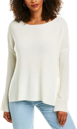 Revive Cashmere Boat Neck Cashmere Sweater