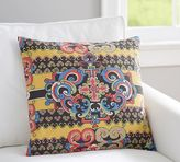 Pottery Barn Janice Print Pillow Cover