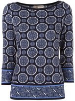 MICHAEL Michael Kors kaleidoscope print blouse