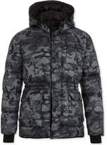 Hawke & Co. Outfitter Men's Hooded Puffer Coat