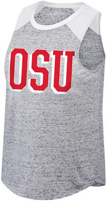 Top of the World Women Ohio State Buckeyes Marbled Jersey Tank