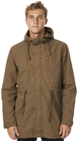 Billabong Journey Mens Jacket Brown