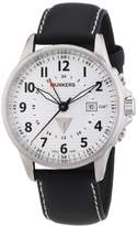 Junkers Men's Quartz Watch 6848-1 with Leather Strap