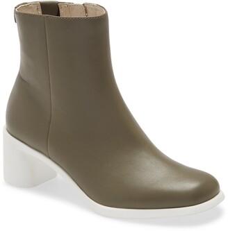 Camper Meda Block Heel Boot