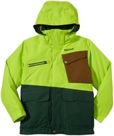 Marmot Space Walk Jacket (Kid) - Vermouth/Deep Forest-Large