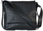 Bottega Veneta Messenger Leather Bag