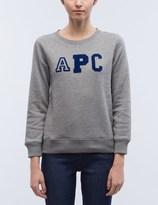A.P.C. Schoolgirl Sweatshirt