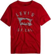 Levi's Levis Boys 8-20 Logo Tee