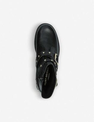 Kurt Geiger Stinger studded leather boots