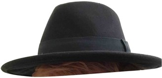 Non Signã© / Unsigned Navy Wool Hats