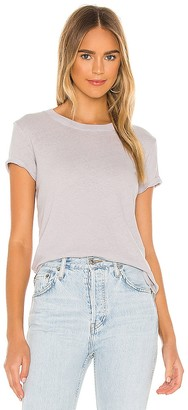 Enza Costa Recycled Jersey Perfect Tee