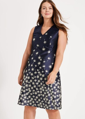Phase Eight Laurie Jacquard Dress
