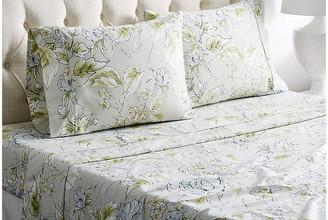 Belle Epoque Marigold Sheet Set - Green Full