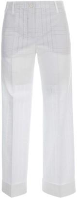 Alberto Biani Charlie Pants Textured Fabric