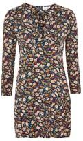 **Love Ready Floral Print Tea Dress by WYLDR