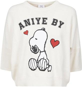 Aniye By Logo Print Top