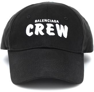 Balenciaga Crew cotton baseball cap