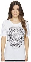 DSQUARED2 Renny Fit Soft Print T-Shirt Women's T Shirt